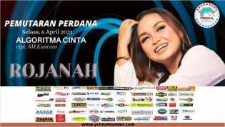 Rojanah Rilis Perdana Single Algoritma Cinta di 60 Radio se-Indonesia