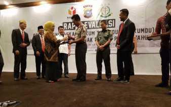 Sentra Gakkumdu Inhu Terbaik di Riau