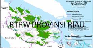 Finalisasi RTRW Lamban, Investasi Daerah Kena Imbasnya