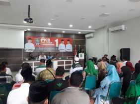 Ketua DPC PKB Inhil Buka Kegiatan Pembekalan Caleg