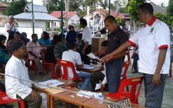 Ketua DPRD Rohil Apresiasi Masyarakat Sukseskan Pilpeng
