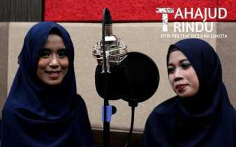 Fitri RDJ Garap Lagu Tahajud Rindu di Tiga Kota Dua Negara