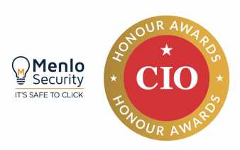 Menlo Security gets the top honour with CXOHONOUR® AWARDS 2018 in Singapore