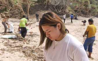 Bea Serendy Ajak Generasimuda Peduli Pantai di Peringatan Hari Sumpah Pemuda