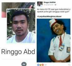 Terciduk! Penghina Jokowi dan Kapolri di Facebook Ditahan Polisi