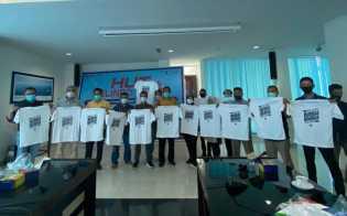 Polres Dumai Gelar Penyuluhan Prokes Pencegahan Covid-19 di Pelindo Dumai