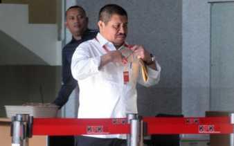 Bupati Bengkalis Ditetapkan Tersangka Suap Rp 5,6 Miliar oleh KPK