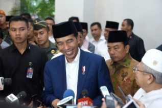 Presiden Jokowi Pahami Keresahan Masyarakat Terkait UU MD3