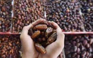 Permintaan Kurma di Pekanbaru Meningkat di Awal Ramadan