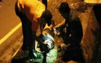Penemuan Mayat Driver Grab Bersimbah Darah Hebohkan Warga, Mobil Hilang