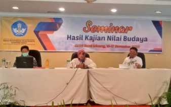 Seminar BPNB Sumbar, Zusneli Zubir Angkat Keberadaan Kerajaan Jambu Lipo di Sijunjung