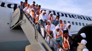 Ini Jadwal Keberangkatan Calon Jemaah Haji Asal Riau