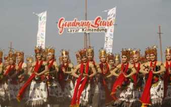 Festival Gandrung Sewu Kembali Masuk Kalender Wisata Nasional 2019
