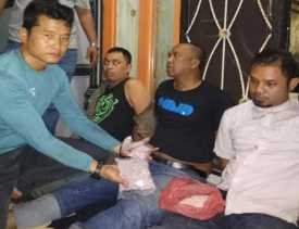 Ratusan Pil Ekstasi Gagal Beredar di Pekanbaru, Tiga Tersangka Diamankan