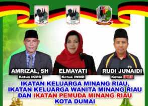 Ditengah Wabah Covid-19, Keluarga Besar IKMR Dumai Ajak Warga Sambut Idul Fitri dengan Bahagia