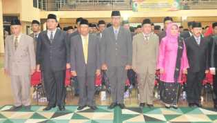 Bupati Inhil Lantik 209 Pejabat Eselon