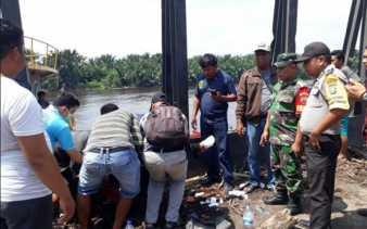 Satu Korban Terjepit Tongkang di Dermaga PT BDL Indragiri Hilir Meninggal Dunia
