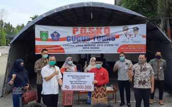 Bank Riau Kepri Gelar Aksi Peduli