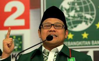 Cak Imin Bakal Lobi ke Jokowi Ambil Ketua MPR