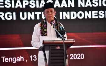 Disaksikan Mahfud MD, BNPT Gelar Deklarasi Kesiapsiagaan Nasional Bersama Santri