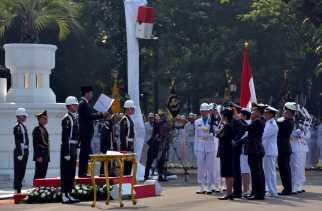 Lantik 729 Perwira Remaja, Presiden Jokowi: Hilangkan Ego Sektoral, Selalu Berdiri Bersama Rakyat