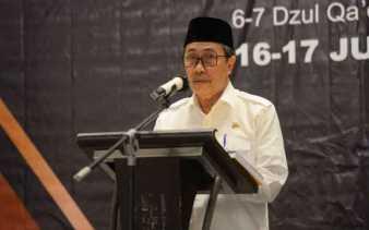 Gubernur Minta Dukungan Ulama Tekan Kasus Covid-19 di Riau