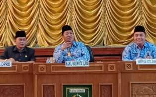 Wawako Dumai Nilai SKPD Lamban Realisasikan Program