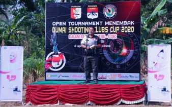 Kejuaraan Menembak Terbuka DSC Cup Dihadiri Seratusan Petembak