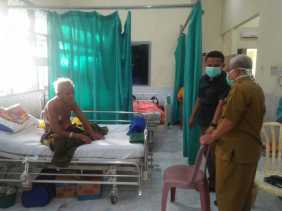 Ketua DPRD Inhil Tinjau Kondisi Fasilitas Kesehatan RSUD Puri Husada Tembilahan