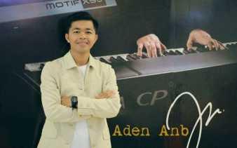 Aden Anb Penyanyi Religi Asal Jabar Rilis Lagu Ana Uhibbuki Fillah