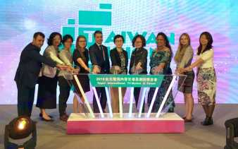 2018 Taipei International TV Market & Forum opens: A New Ecosystem for the TV Content Industry and a Blossoming of Cross-sectoral Innovation