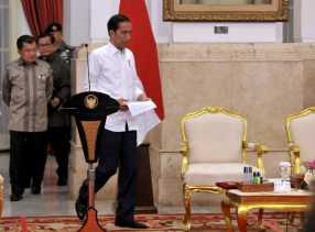 Survei BPS Sebut Jumlah Penduduk Miskin Naik, Ini Tanggapan Presiden Jokowi