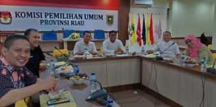 Ketua PWI Riau Jadi Ketua Tim Penilai KPU se-Riau
