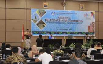 Suarman Sampaikan Pesan Inspiratif di Pembukaan Seminar Pelestarian Nilai Budaya