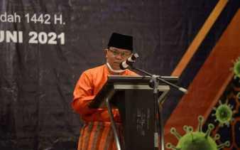 MUI Riau Siap Dukung Pemerintah Daerah Sosialisasikan Protokol Kesehatan