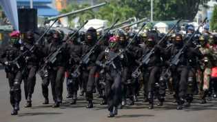 Pembentukan Pasukan Elite Gabungan Gempur Teroris