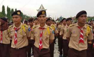 Satu-Satunya di Riau, Pramuka Lapas Pekanbaru Torehkan Prestasi di Tingkat Nasional