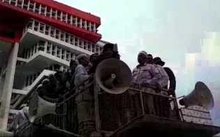 Amnesty International Minta Polisi Harus Turun Soal Intimidasi Media