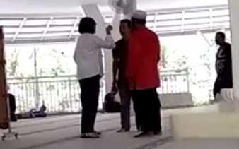 Berkas Tahap 1 Perempuan Pembawa Anjing ke Masjid Dilimpahkan ke Kejaksaan