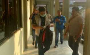 KPK Geledah Gedung DPRD Bengkalis Selama 12 Jam
