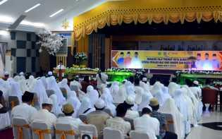 184 CJH Dumai Ikuti Manasik Haji, Wako : Semoga Menjadi Haji Mandiri dan Mabrur