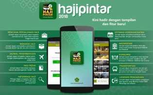 Aplikasi Haji Pintar 2018 Sudah Tersediadi Google Play Store