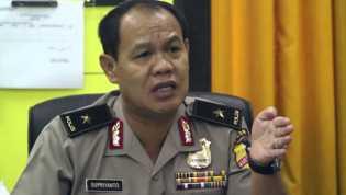 Brigjen Zulkarnain Gantikan Brigjen Supriyanto Sebagai Kapolda Riau
