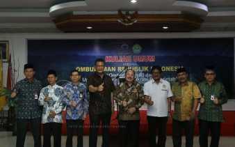 Ini Pesan Ombudsman RI Untuk Mahasiswa di Riau Saat Kuliah Umum di Unri