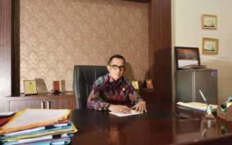DPMPTSP Dumai Sosialisasikan Perwako Nomor 4 Tahun 2019 Tentang TDUP