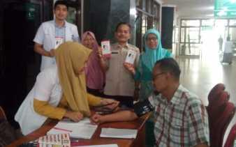 Hari Hipertensi Sedunia, RSUD Sosialisasi dan Jaring Penyakit Hipertensi