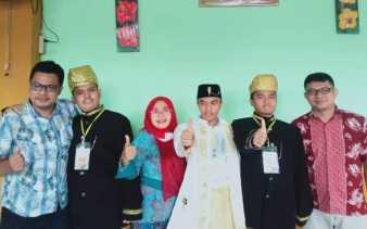 Grup Musik SLB Autisma YPPA Padang Raih Penampilan Terfavorit di Lomba Tingkat Nasional PMB UNAIR 2021