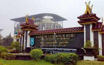 Pemprov Riau Sahkan OPD Baru