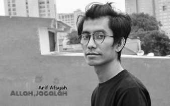 Arif Afsyah Rilis Lagu Tema Ramadan 2021 ''Allah, Jagalah''
