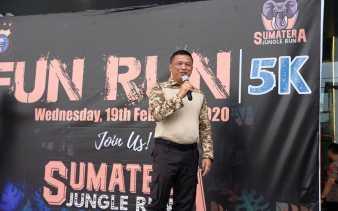 Kapolda Riau Ajak Warga Dumai Jaga Kelestarian Hutan dan Lahan